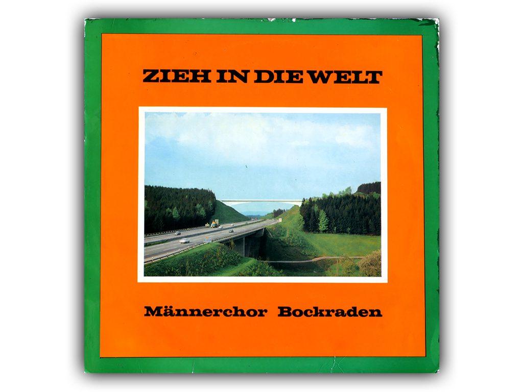 Flohmarktfund: Männerchor Bockraden Vinyl LP