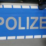 Raubversuch in einem Waffengeschäft an der Münsterstrasse