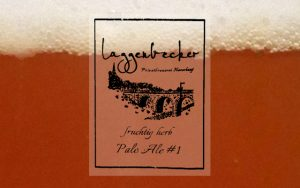Laggenbecker Pale Ale #1