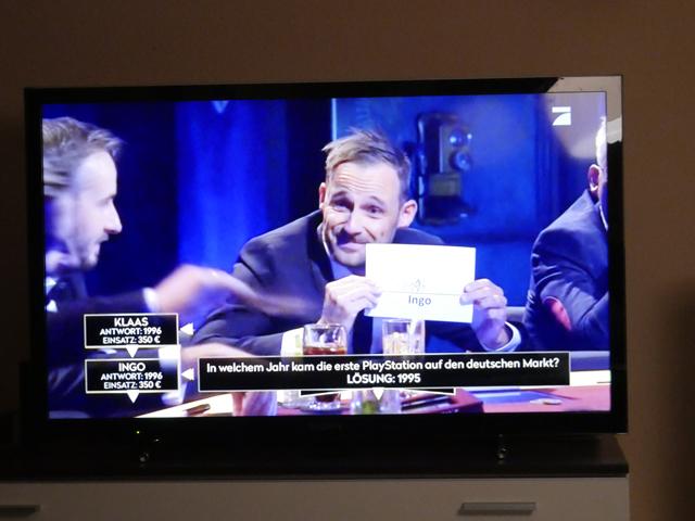 """Gesehen: """"Das Duell um die Geld"""" auf Pro7 mit Ingo ..."""