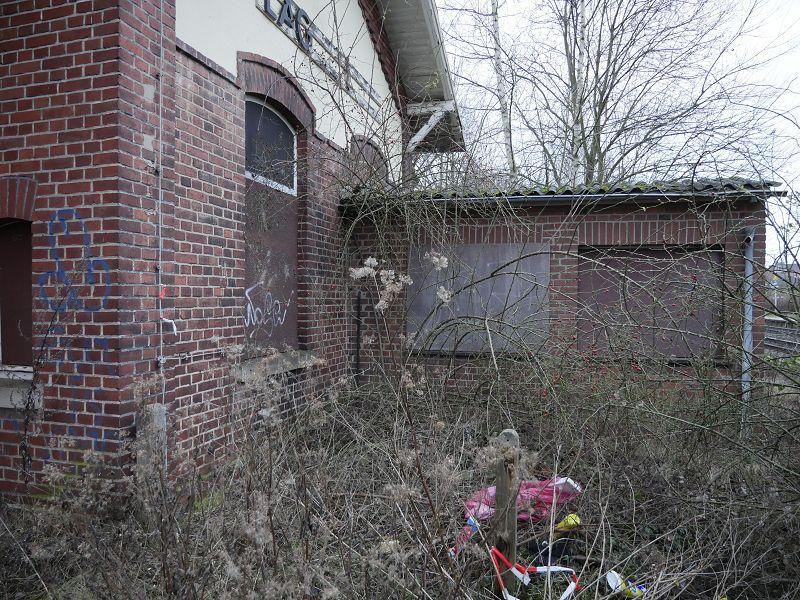 Bahnhof Laggenbeck