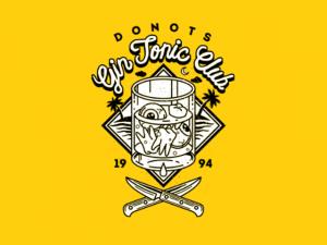 Donots Gin Tonic Club - Festivaltour 2017-Auftakt in der Scheune in Ibbenbüren
