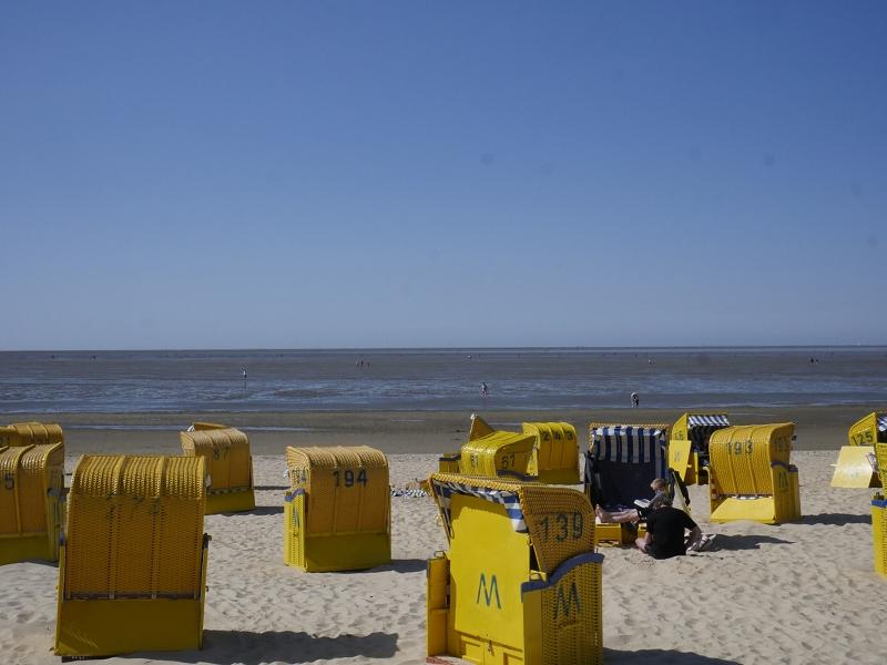 dasIBBlog.de war im Urlaub an der Nordsee (Cuxhaven-Dunen).