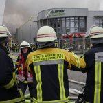 Grossbrand in Saerbeck bei SaerTex: Fenster und Türen schliessen!