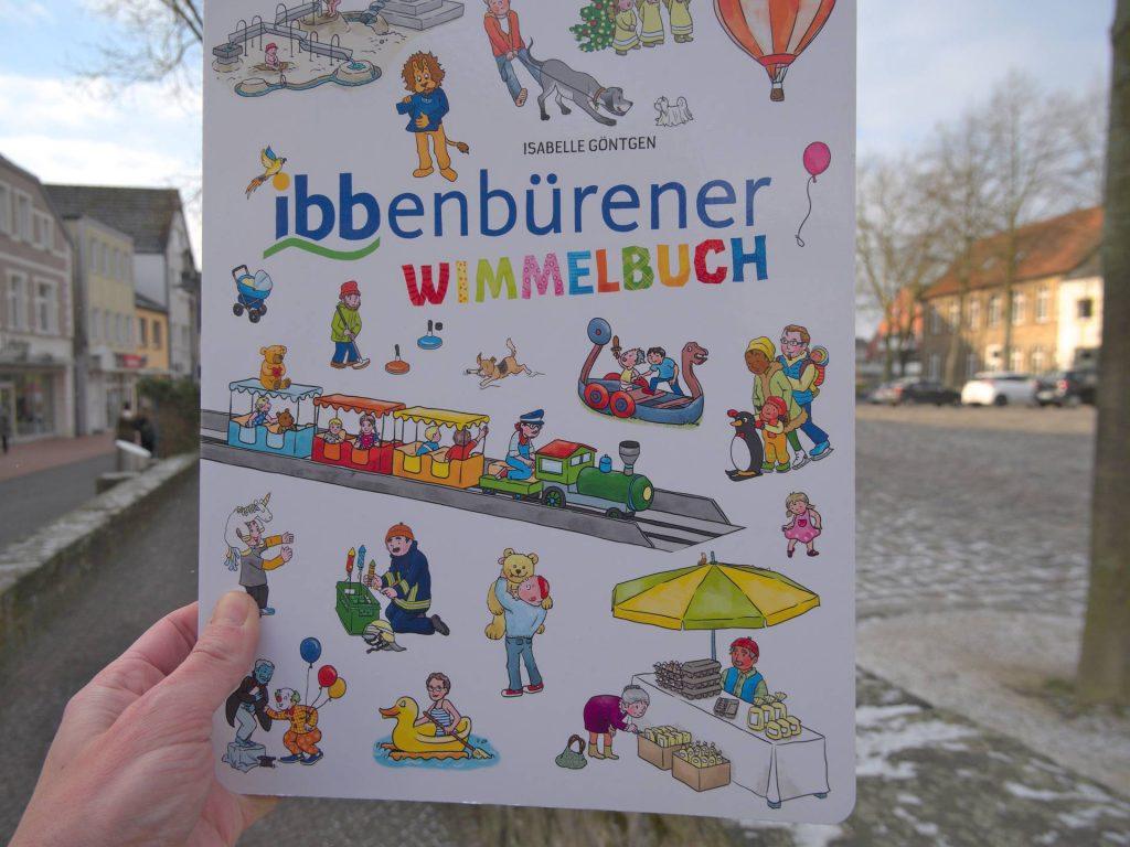 Das Ibbenbürener Wimmelbuch ist fertig!